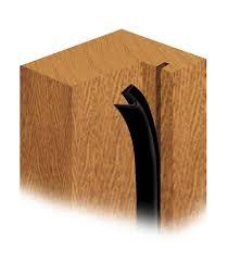 Exterior Door Seal Replacement Install Door Weatherstripping F93 About Remodel Simple Home