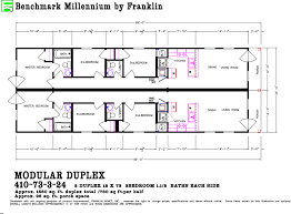 modular duplex floor plans modular duplex floor plan best franklin model new orleans charvoo