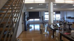 location bureau 2 floors loft style office space downtown montreal location bureau