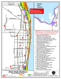 Florida Map Of Beaches by Public Safety Emergency Management Shelters