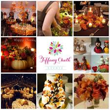 wedding wednesday a thanksgiving wedding chalk events