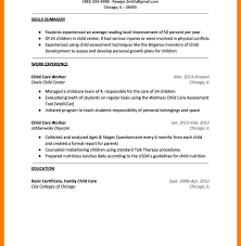 resume template sle student of the month shocking child care resume sles day teacher exles daycare