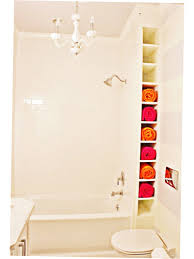 Bathroom Towel Ideas by Towel Storage For Bathrooms Easy Bathroom Towel Storage Idea
