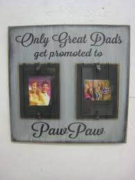 great dads get promoted to the best dads get promoted to papaw decorative by monogramperfect