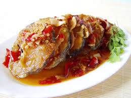 fish cuisine spicy fish pa chorn sam rort appon s food recipes