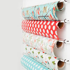 wrapping paper holder make a convenient wrapping paper holder