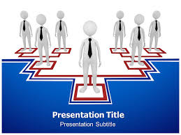 organization chart powerpoint templates and backgrounds