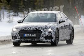 high tech new audi a6 set for 2018 launch carbuyer