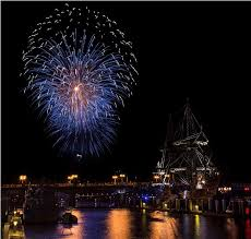 new year st st augustine florida new years party cruise fireworks 2019