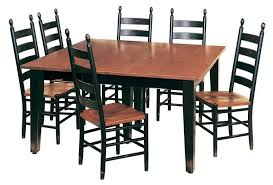 Shaker Extension Dining Room Table By Keystone - Shaker dining room chairs