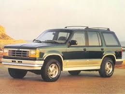 ford explorer trim 1993 ford explorer trim levels configurations at a glance cars com