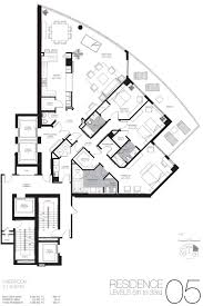 luxury townhome floor plans trump hollywood condos miami luxury real estate miami beach