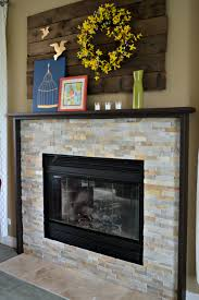 decoration ideas astounding fireplace decoration using black wood