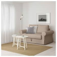 furniture home backabro two seat sofa bed ramna beige 0451299