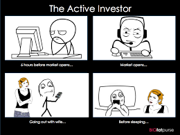 Types Of Memes - 7 types of investors illustrated memes a singaporean investor s