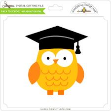 graduation owl back to school graduation owl lori whitlock s svg shop