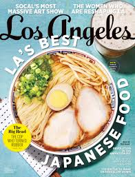 cuisine maghr饕ine september 2017 los angeles magazine