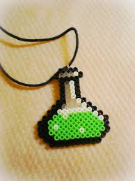a present from my boyfriend made with hama beads crafts for
