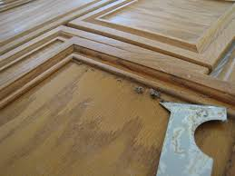 Sandblasting Kitchen Cabinet Doors Artistic Painting And Design Oak Cabinet Update Sandblasting