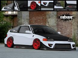 slammed honda crx outburst u0027s profile u203a autemo com u203a automotive design studio