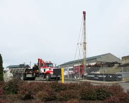 work begins on new city water well discover ferndale