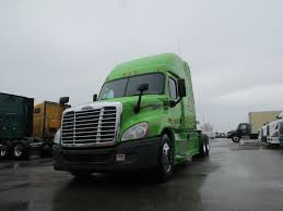 freightliner used trucks used 2013 freightliner cascadia sleeper for sale in ca 1097