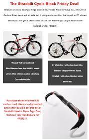 black friday bike sale press releases
