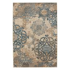 Celtic Area Rugs Capel Rugs 2461 Celtic Indoor Outdoor Area Rug The Blue