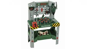 Toddler Tool Benches - bosch deluxe workbench role play role play u0026 decor toys