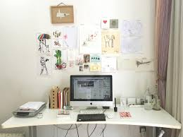 Cluttered Desk Albert Einstein Do You Like A Clean Or Cluttered Workspace Threadless Blog