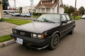 audi quattro horsepower parked cars 1985 audi 4000s quattro