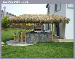 How To Make Tiki Hut Palapa Structures Palapa Kits Tiki Hut Kits Palapa Thatch