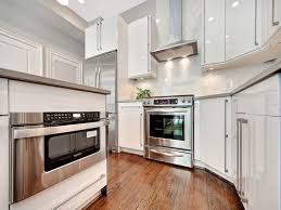 backsplash white shiny kitchen cabinets kitchen glossy kitchen