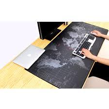 bureau mat 100 50 cm grote muismat big size bureau mat toetsenbord pad