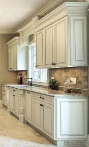 distressed wood kitchen cabinets distressed white kitchen cabinets faced
