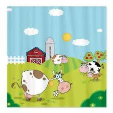 Animal Shower Curtains Shop Farm Shower Curtain On Wanelo
