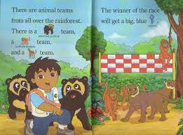 rainforest race 2 diego 點選看原圖 teach