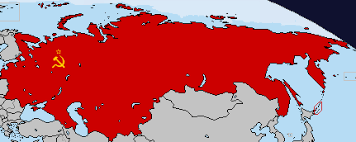 map of ussr flag map of soviet union ussr by ltangemon on deviantart