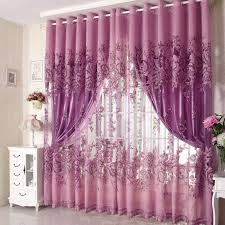 Pink And Purple Curtains Beautiful Curtains For Bedroom Home Design Ideas And Pictures