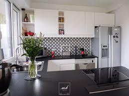 cuisiniste vernon cuisine salle à manger indus scandinave