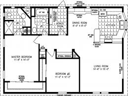 simple one level home plans homepeek