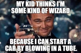Because I Can Meme - dwi imgflip