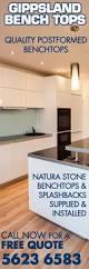 gippsland bench tops pty ltd kitchen renovations u0026 designs 2