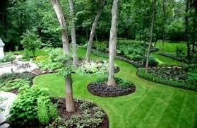 small gardens landscaping ideas mulch the garden inspirations