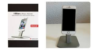 support bureau iphone iphone 6 6s dock twelve south hirise station iphone