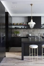 25 inspiring black kitchens for modern home design white kitchen