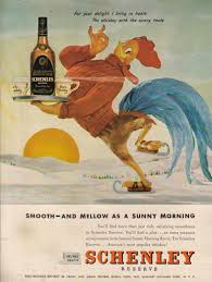 vintage cocktail posters vintage ad archive cold weather drinking the alcohol professor