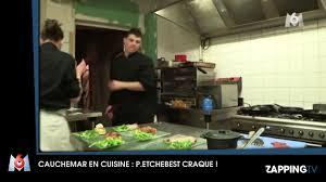 cauchemar en cuisine anglais cauchemar en cuisine philippe etchebest perd calme et insulte