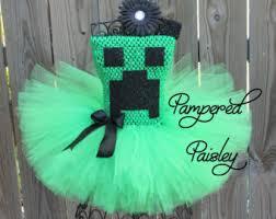 Minecraft Herobrine Halloween Costume Minecraft Costume Etsy