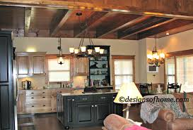 gourmet kitchen designs pics photos luxury cabin kitchen modern 7 log home gourmet